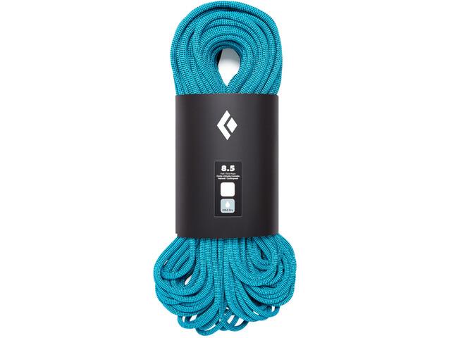 Black Diamond 8.5 Dry Rope 8,5mm x 70m, ultra blue